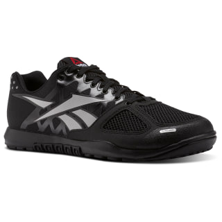 Reebok CrossFit Nano 2.0 Black/Zinc Grey J94326