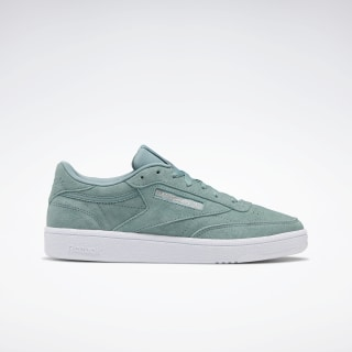 Club C 85 Women's Shoes Green Slate / White / Green Slate EF3289