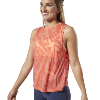 Reebok CrossFit® Burnout Tank Top Rosette EI9010