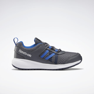 Reebok Road Supreme Shoes - Preschool Cold Grey 6 / Collegiate Navy / Humble Blue EF6598