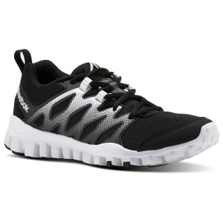 Tenis RealFlex Train 4.0 BLACK/WHITE BS9980