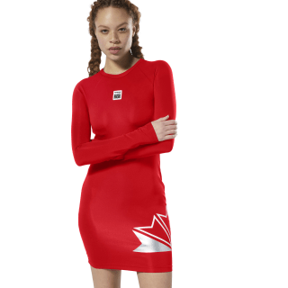 Robe Reebok Classics x Married to the Mob Primal Red EC0974