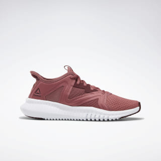 Reebok Flexagon 2.0 Shoes Rose Dust / Lux Maroon / White DV6010