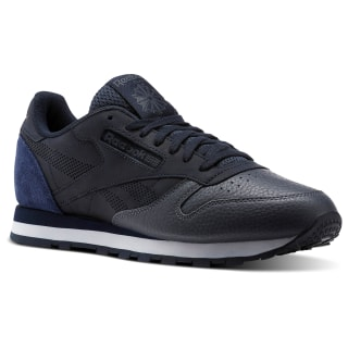 Classic Leather UE Navy Blue / Dark Blue / Dark Blue BS9934
