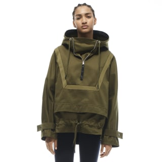 VB Anorak Vb Army Green FM3556