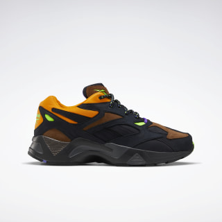 Aztrek '96 Shoes Black / Grizzly Brown / Solar Green FV2841