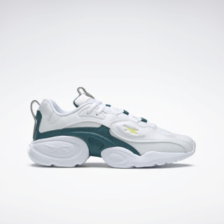 Electro 3D LT Shoes White / Heritage Teal / Hero Yellow EG6223