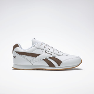Reebok Royal Classic Jogger 2.0 Shoes White / Brown / Thatch DV9154
