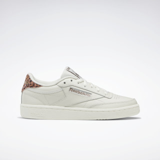 Кроссовки Reebok Club C 85 Chalk / Rose Gold / Chalk H67805