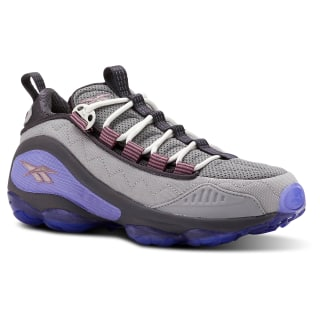 DMX Run 10 Ef-Whisper Grey/Volcano/Berry/Lilac/Moonpool CN5385