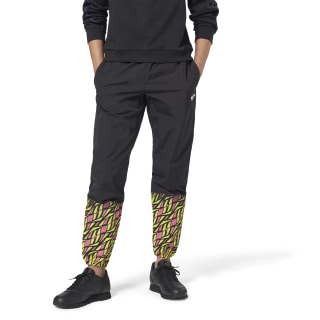 Classic Graphic Trackpant Black EK4594