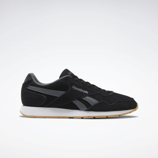 Reebok Royal Glide Schoenen Black / True Grey 7 / Reebok Rubber Gum-01 EF7692