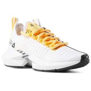 Tênis F SOLE FURY white / black / solar gold DV6923