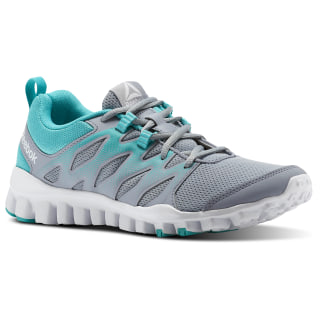 Tenis RealFlex Train 4.0 COOL SHADOW/SOLID TEAL/WHITE CN1171