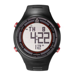 RUNTIME WATCH Black CK6819