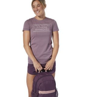 Reebok CrossFit® Open Tested Tee Noble Orchid DY0487