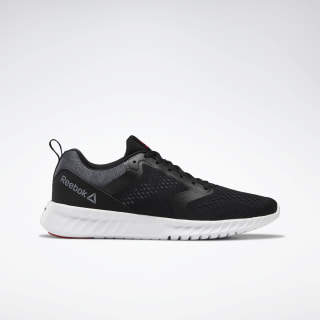 Reebok Sublite Prime Black / True Grey 5 / Rebel Red DV7034