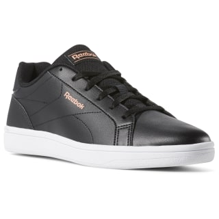 Reebok Royal Complete Clean Black / Stellar Pink / White CN7358