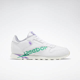 Classic Leather White / Emerald / Grape / Chalk DV9598