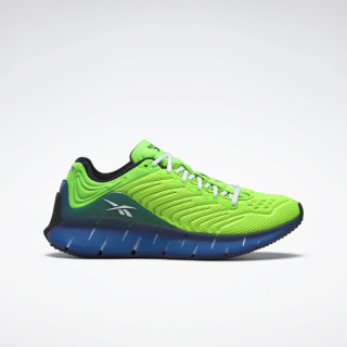 Zig Kinetica Shoes Solar Green / Humble Blue / White FW7151