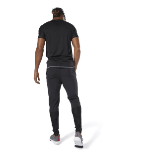 Training Woven Trackster Pants Black DP6578