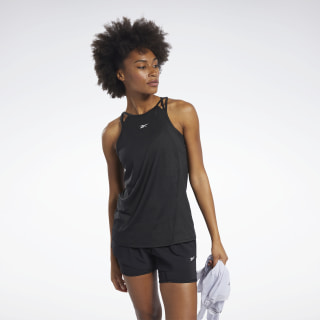 SmartVent Tank Top Black FK7075