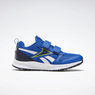 Reebok Almotio 5.0 Shoes Humble Blue / Collegiate Navy / Hero Yellow EF3329