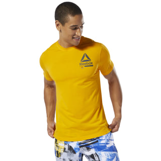 Training Speedwick Move T-Shirt Semi Solar Gold DU3971