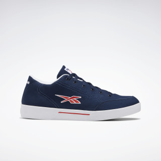 Slice Canvas Collegiate Navy / White / Radiant Red EH1900