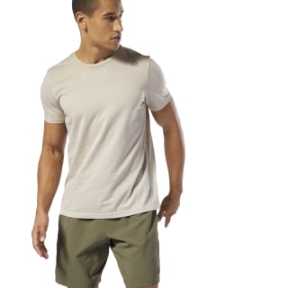 Elements Classic Tee Light Sand DU3760