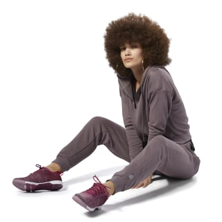 Training Supply Knitted Tracksuit Almost Grey D95533
