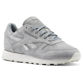 Classic Leather Shimmer Flint Grey / Matte Silver / Chalk BS9864