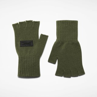 VB Fingerless Gloves Wild Green FQ7220