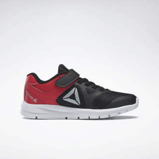 Reebok Rush Runner Black / Red / Silver DV8724