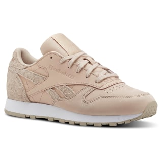 Classic Leather PRM-BARE BEIGE/PARCHMENT/WHITE CN2960