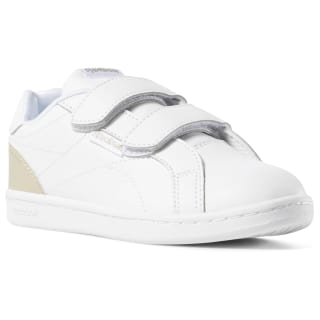 Reebok Royal Complete Clean 2V White/Gold Sparkle DV4147