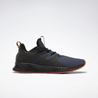 Fusium Run 2.0 Shoes Black / Navy / Orange DV9048