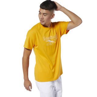 Camiseta U Classic Leather V trek gold DT8242
