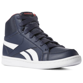 Reebok Royal Prime Mid Collegiate Navy / White / Bright Rose DV3865