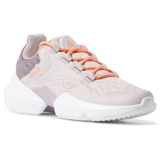 Reebok Split Fuel Shoes Ashen Lilac / Noble Orchid / Guava Punch / Blk DV7858