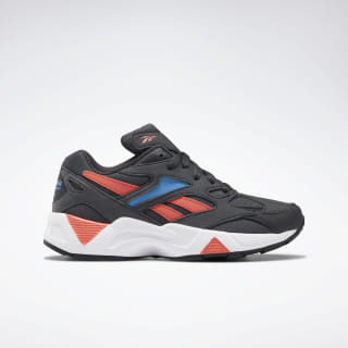 Aztrek 96 Shoes Grey / Cyan / Coral / White DV8551