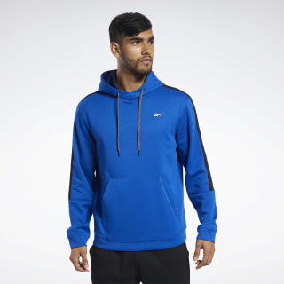 Sweat à capuche Workout Ready Humble Blue FJ4058