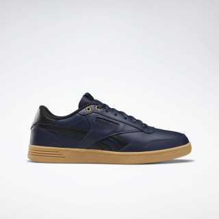 Reebok Royal Techque T LX Shoes Heritage Navy / Black / Gum DV6696