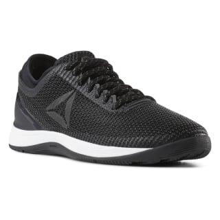 Кроссовки Reebok CrossFit Nano 8 Flexweave BLACK/WHITE DV5621