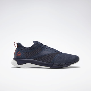 Reebok Print Run 3.0 Heritage Navy / Porcelain / Mason Red DV5934