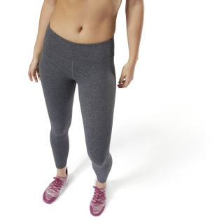LES MILLS™ 7/8 Tights Dark Grey Heather DJ2188