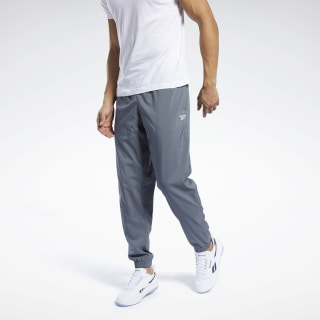 Pantaloni Training Essentials Woven Cuffed Cold Grey 6 FP9140
