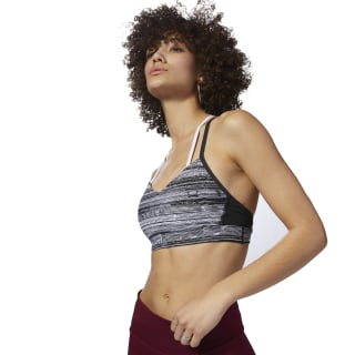 Hero Strappy Padded- Stratified Stripes P Grey CY2345