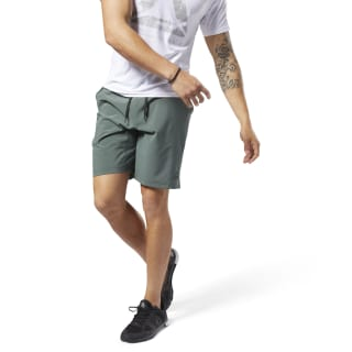 Speedwick Speed Shorts Chalk Green D93741