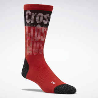 Calze CrossFit® Crew Legacy Red FL5244